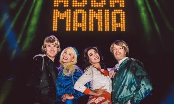 ABBA MANIA – The Ultimate Christmas Party Night