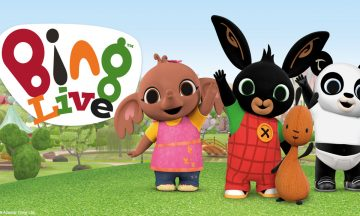 Bing Live! Bing Goes to the Theatre