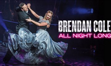 Brendan Cole – All Night Long