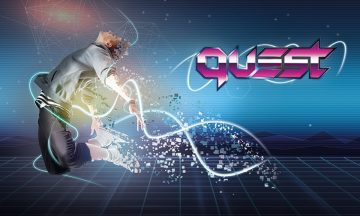 QUEST – A new high energy Live Music & Dance Show