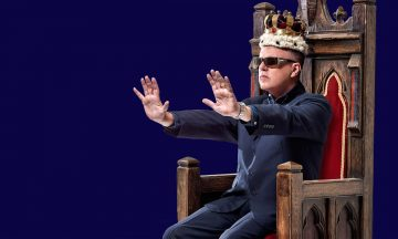 Suggs – What A King Cnut
