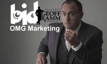 Geoff Ramm – OMG Marketing