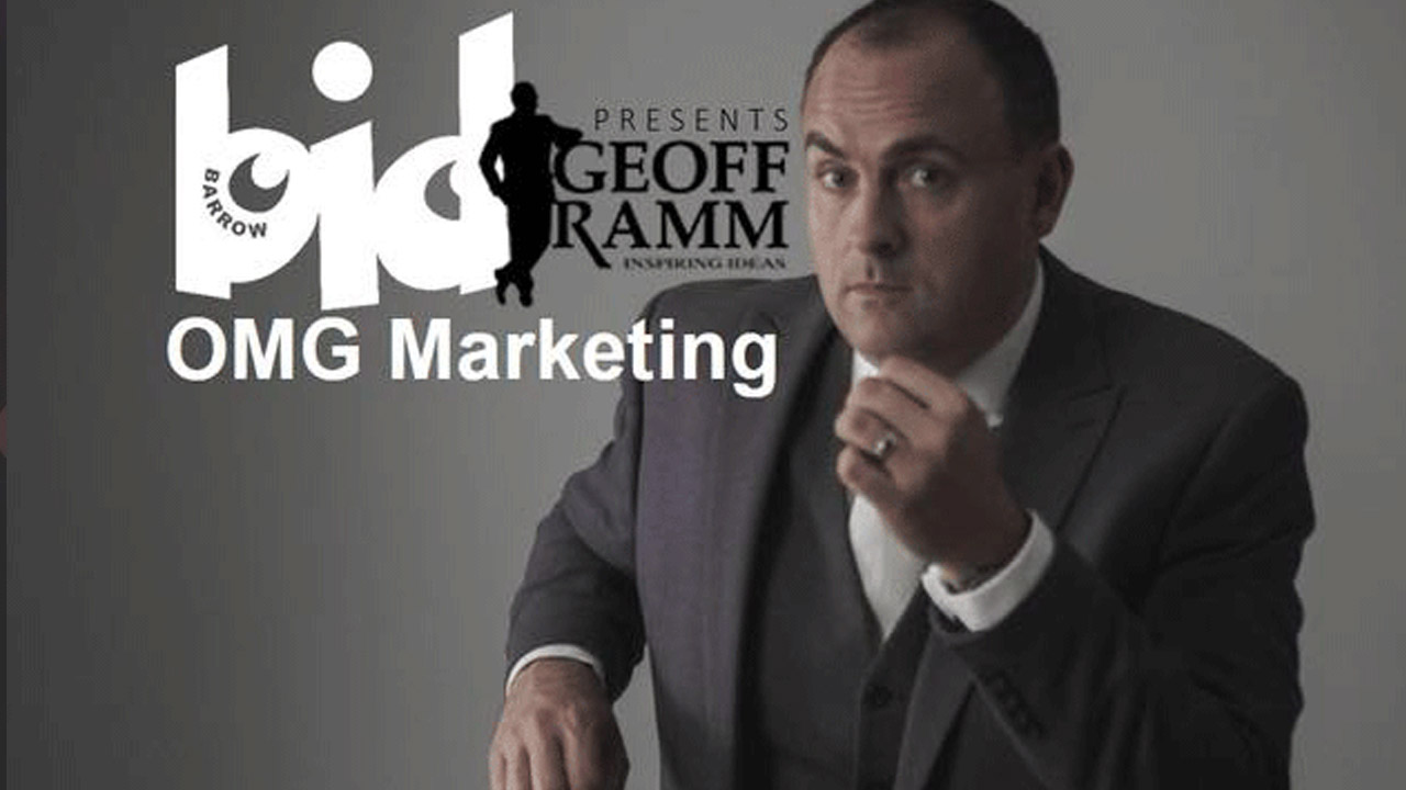 Geoff Ramm – OMG Marketing