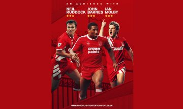 Meet & Greet – Anfield Legends