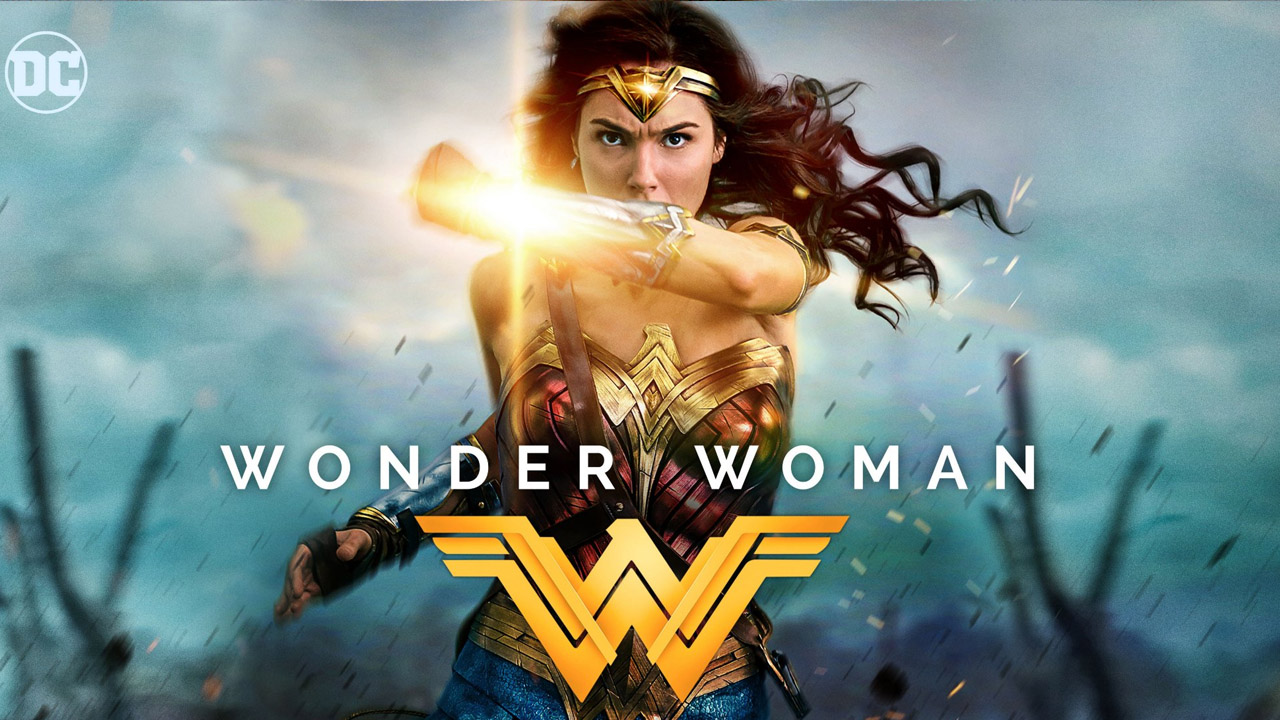 Silverscreen – Wonder Woman