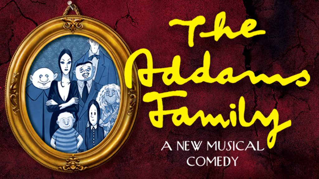 Walney Musical Theatre Co. presents The Addams Family