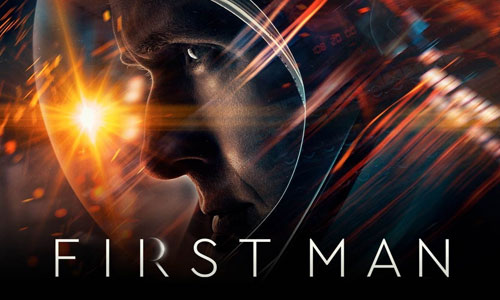 Silverscreen – First Man (2018)