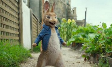 Silverscreen – Peter Rabbit (2018)