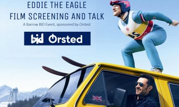 Soapbox Launch Event I – Eddie the Eagle (Film & Talk)