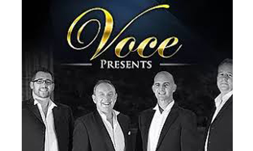 B.D.D.A presents Voce in Concert