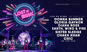 Lost in Music – One Night at the Disco