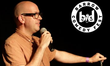 Barrow BID BIG Comedy Night