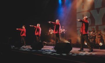 Bye Bye Baby – Tribute to The Jersey Boys and Frankie Valli and the Four Seasons
