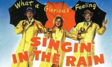 Silverscreen – Singin' in the Rain