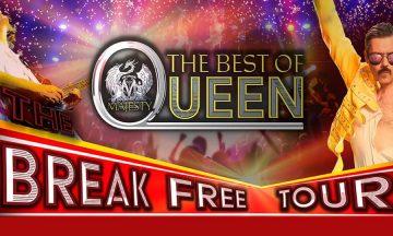 THE BEST OF QUEEN featuring Break Free