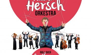 The Rainer Hersch Orkestra 'Roll Over Beethoven'