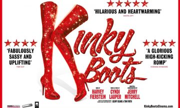 West End Live Cinema Series – Kinky Boots