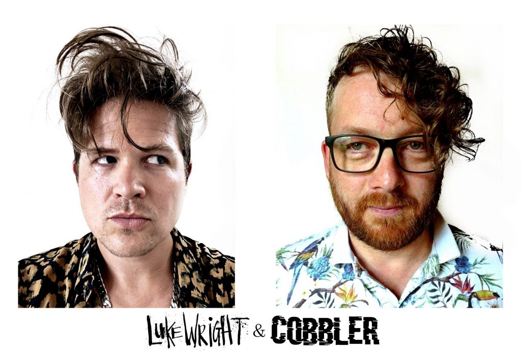 Contains Strong Language – Bigger on the Inside AND Luke Wright & Cobbler: Better Off