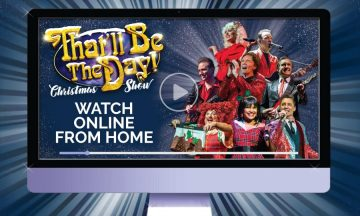 WATCH ON LINE – That'll Be The Day Christmas Show