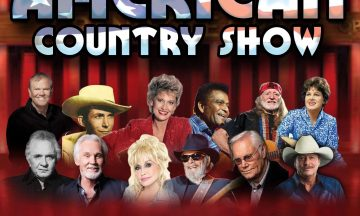 JMG Music Group presents The Legends of American Country Show