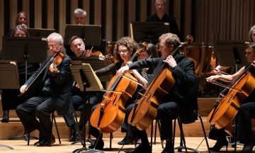 Barrow votes on music for Northern Chamber Orchestra to play!